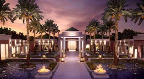 Hotelprojekt Ritz Carlton Rabat Dar Es Salam in Marokko – Das Luxushotel mit 120 Zimmern wird Ende 2014 eröffnet
