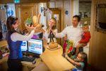 GemüŸse statt Kreditkarte: Das Hotel Edelweiss in Wagrain lässt sich auch mit Naturalien bezahlen, zumindest zeitweise