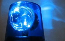 Blaulicht - groß