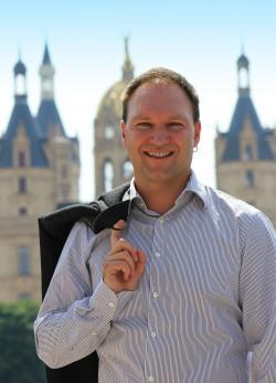 Henry Leitmann, Geschäftsführer des Internet-Portals Kurzurlaub.de