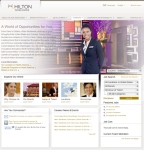 Hilton Worldwide Launches New Global Careers Website