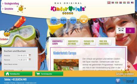 kinderhotels.com