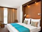 Vielen Gästen reicht das aus: Motel One Hotelzimmer