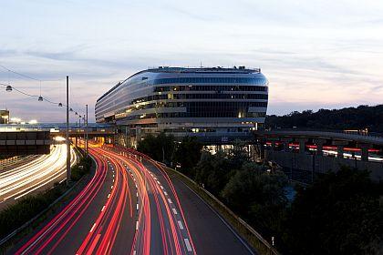 The Squaire am Flughafen Frankfurt/Main