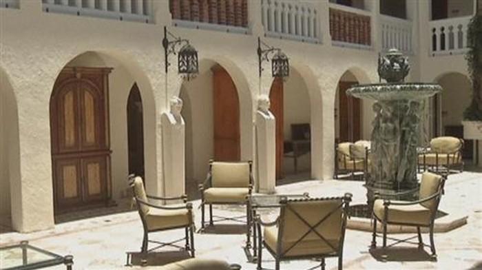 Die Casa Casuarina von Gianni Versace, auf dessen Stufen, der Stardesigner 1997 ermordet worden war, soll nun zum Hotel werden