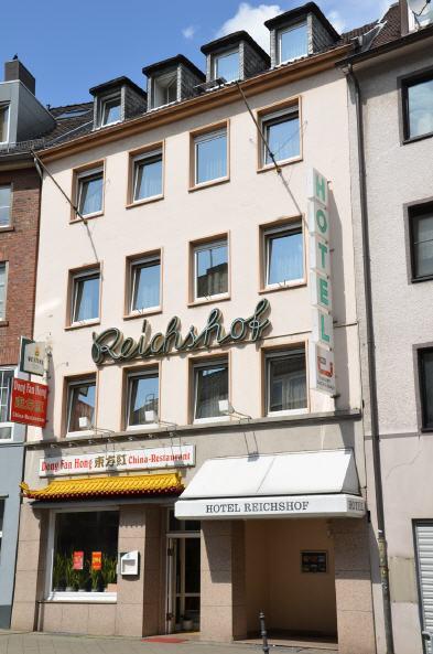 hotel reichshof aachen: küche brennt komplett aus ? fünf gäste im ... - Küche Aachen