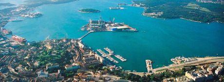 Brijuni Riviera: Mit rund 900 geplanten Hotelzimmern eines der größten Tourismusprojekte in Kroatien