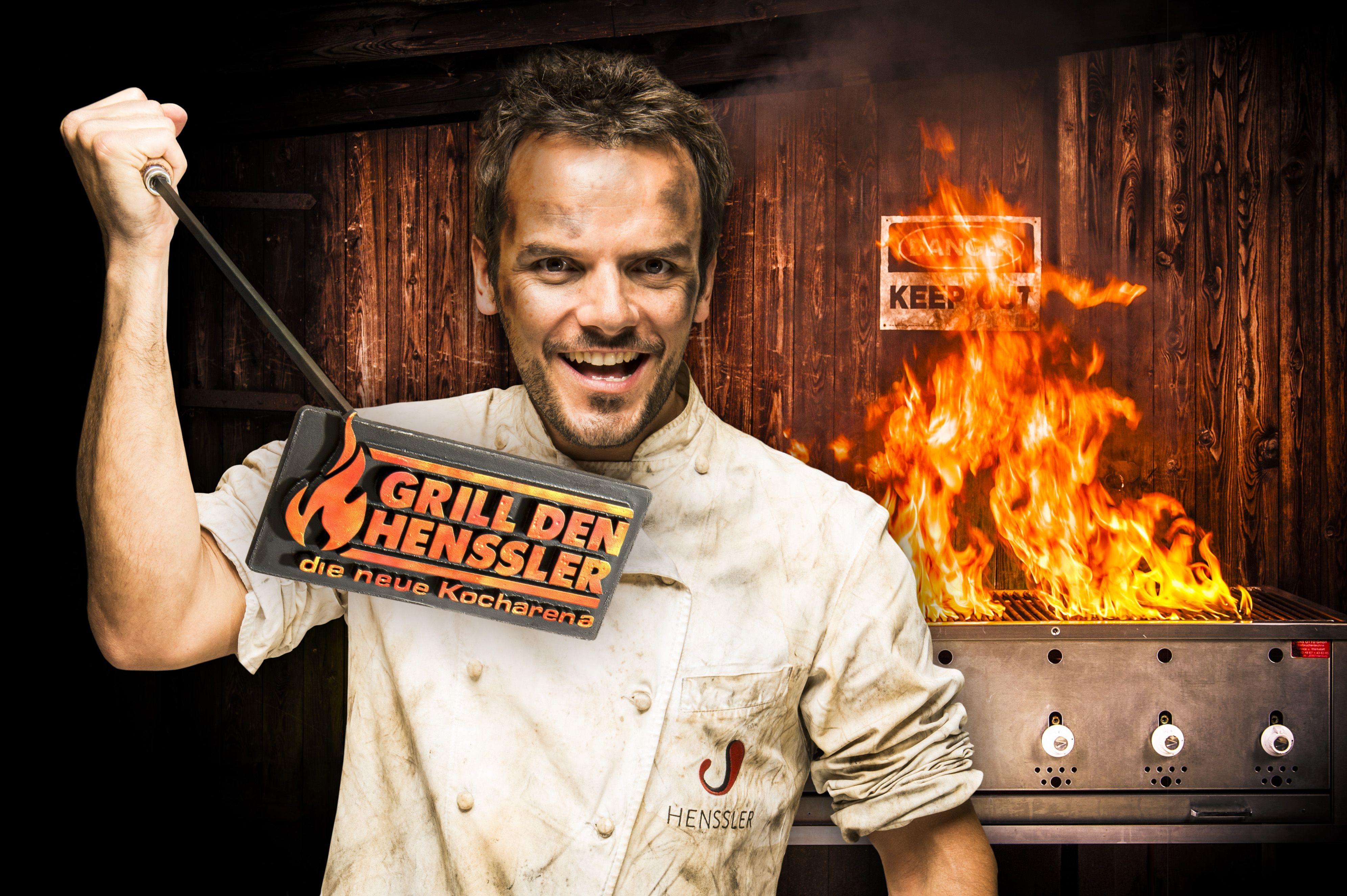 Die beste deutsche TV-Kochshow: Grill den Henssler startet wieder ... | {Kochshow 73}
