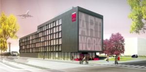 Neues New Generation Hotel: CitizenM Hotel am Pariser Flughafen Charles de Gaulle – Eröffnung ist im Frühjahr 2014