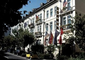 Comfort Hotel Am Kurpark Bad Homburg