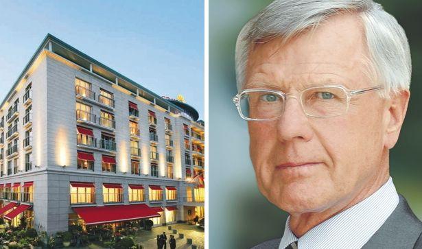 Eugen Block (Grand Hotel Elysee Hamburg) über Hotelbuchungsportale: 2% Provision sind genug