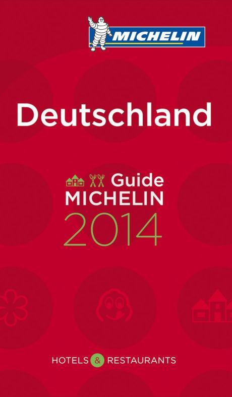 Guide Michelin Deutschland 2014