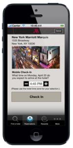 Marriott startet Mobile App zum mobilen Eincheck nun auch weltweitMarriott startet Mobile App zum mobilen Eincheck nun auch weltweit