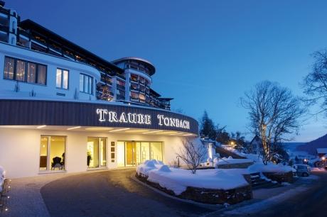 Das Hotel Traube Tonbach ist der größte Arbeitgeber in Baiersbronn