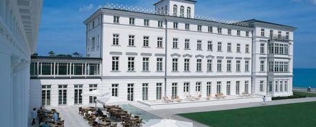Grand Hotel Heiligendamm wieder Gipfelhotel? G8 Gipfel 2015 in Deutschland