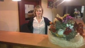 Katja Eismann leitet Hotel Stadt Neustadt an der Orla