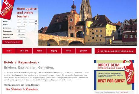 hotels-in-regensburg.com