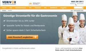Hotels und Gastronomiebetriebe können bei Energie jährlich teilweise fünfstellige Beträge einsparen