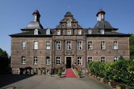 Schlosshotel Hugenpoet in Essen-Kettwig