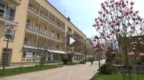 Ehemaliges Steigenberger Kurhotel in Bad Kissingen wird abgerissen - Platz für neues Vier-Sterne-Hotel