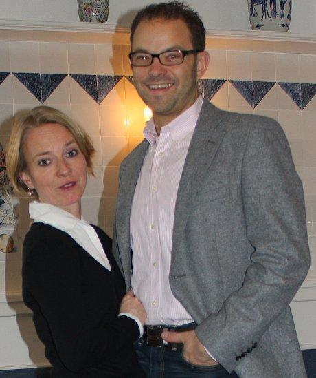 Stefan und Gaby Danzer neue Eigentümer im Romantik- und Wellness Hotel Achterdiek auf Juist