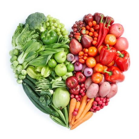 Gemüse & Obst - Gesund ernähren