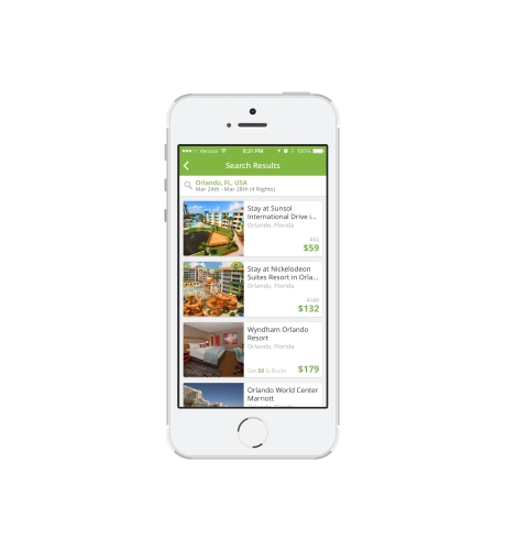Groupon Expands Travel Offerings with Tens of Thousands of New Hotels in Every Major Travel Destination Around the World 1