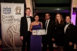 Gwendolyn Chia of Singapore is the AICR International Receptionist of the Year 2014