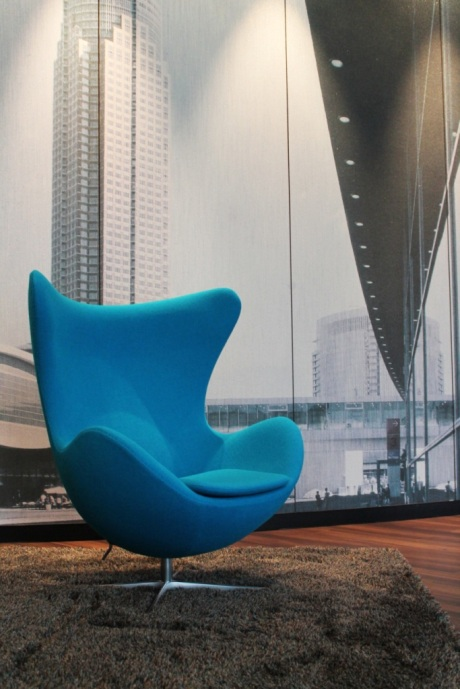 Motel One Frankfurt-Messe - Eggchair
