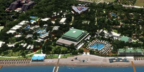 Nirvana Lagoon Villas & Suites in Kemer