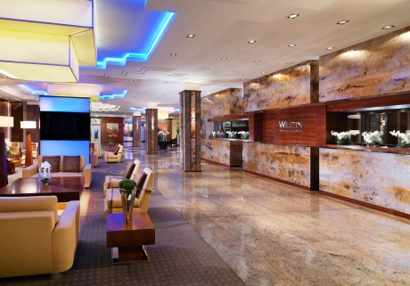 Westin Grand, Frankfurt am Main - Lobby