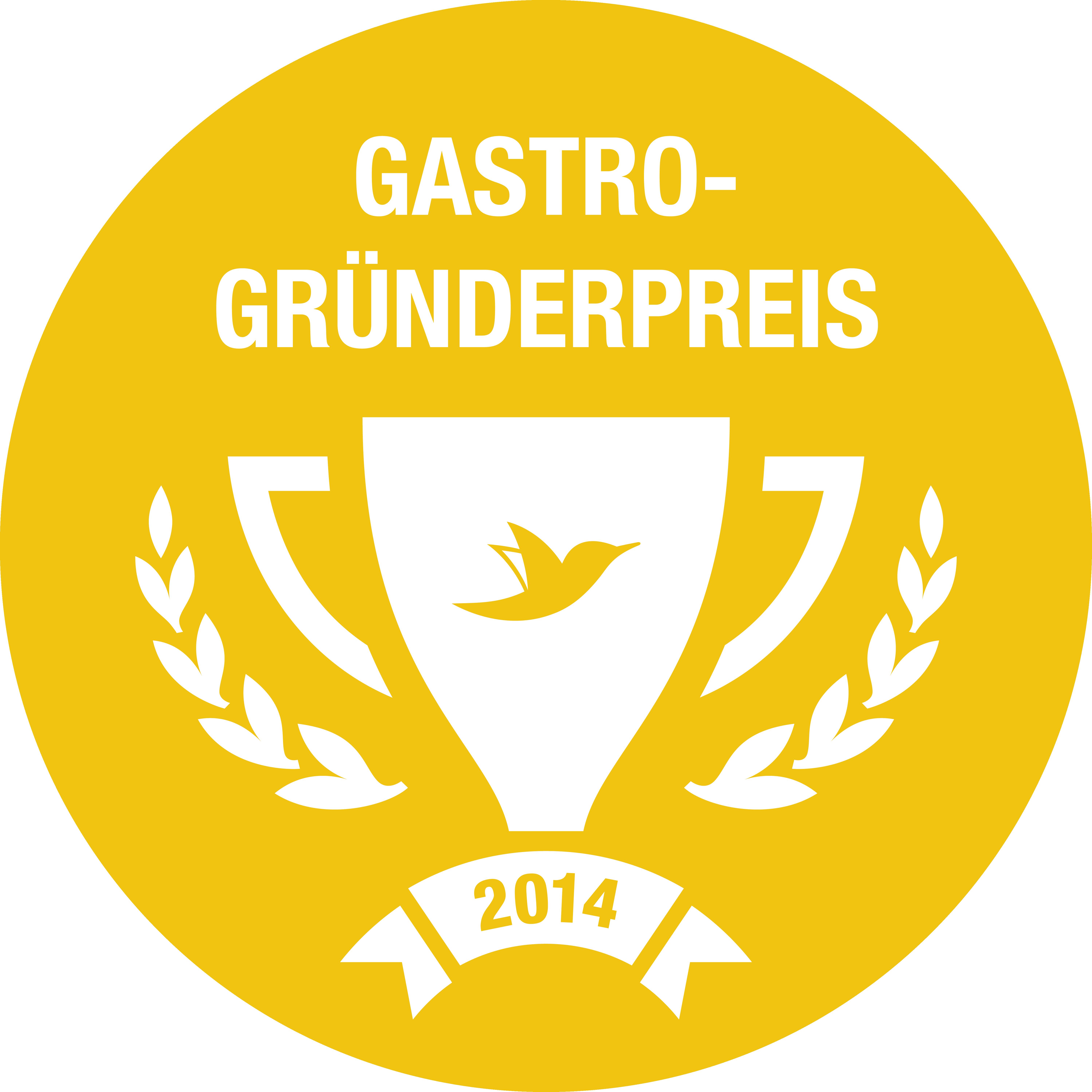 Gastro-Gründerpreis 2014: Gesucht werden die fünf besten gastronomischen Zukunftskonzepte