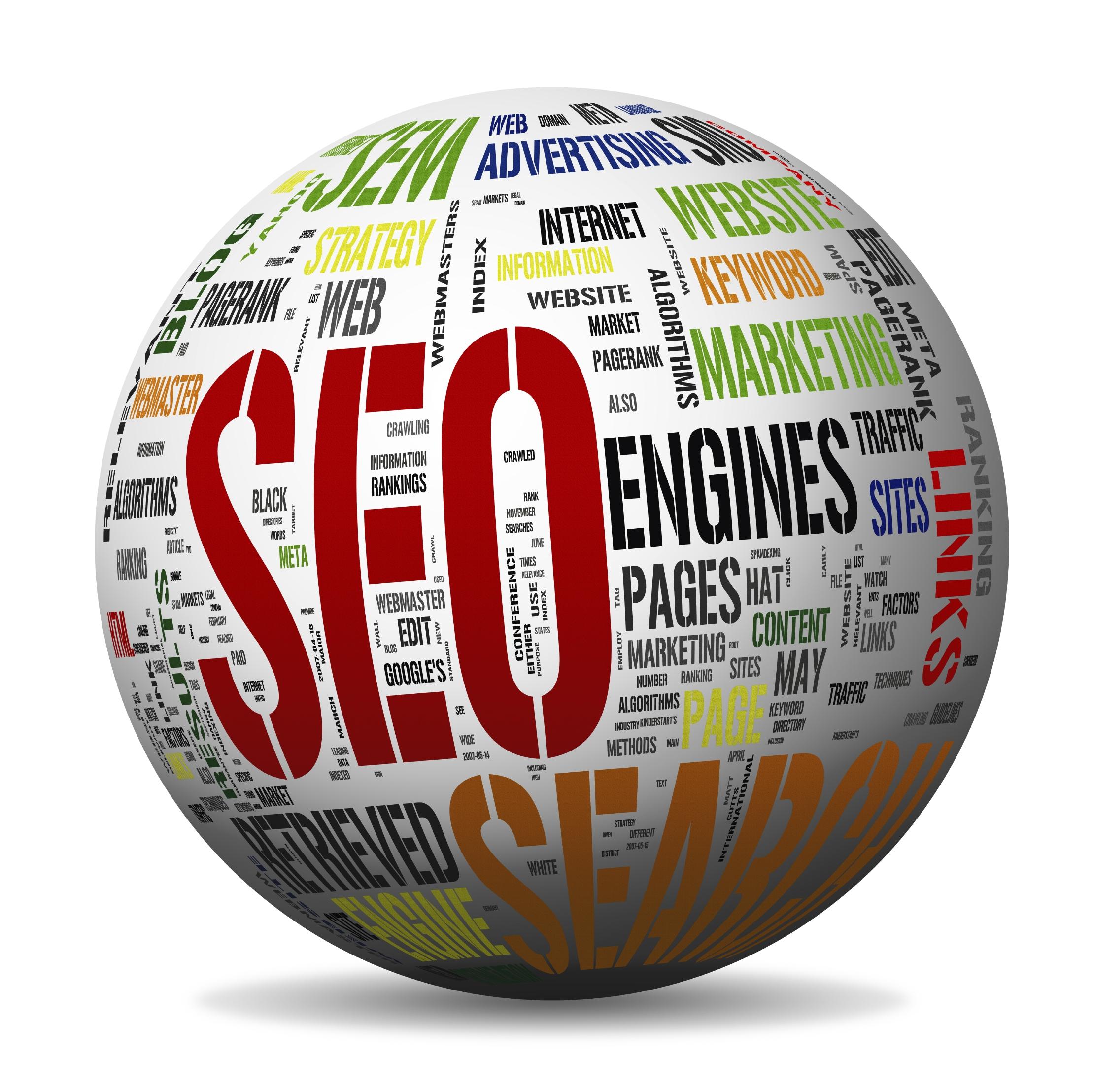 SEO Search Engine Optimization Suchmaschinenoptimierung