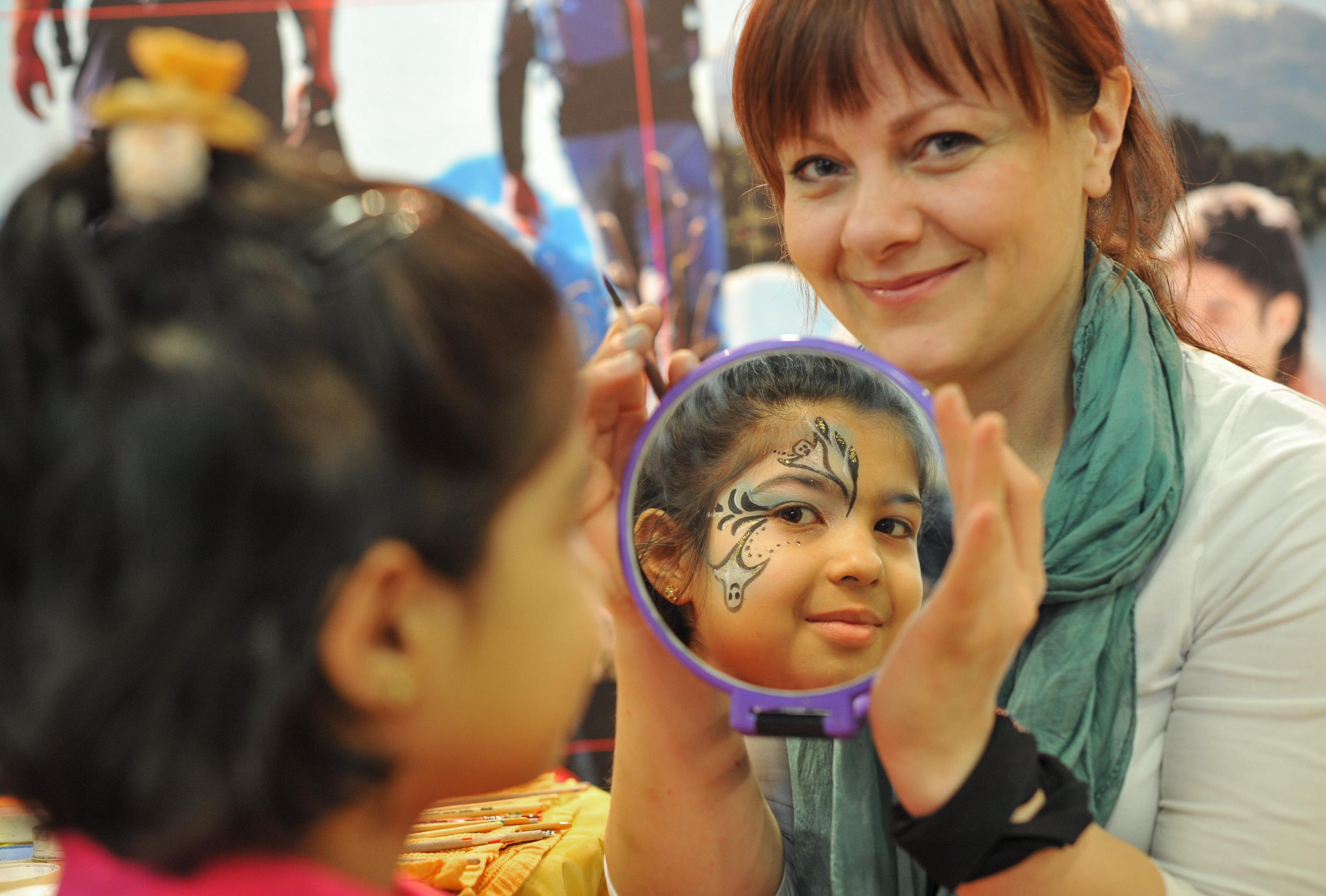ITB Berlin 2014: Nicht nur Business, auch Spaß für Kinder