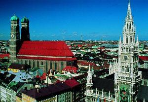 Russen lieben Shopping in München