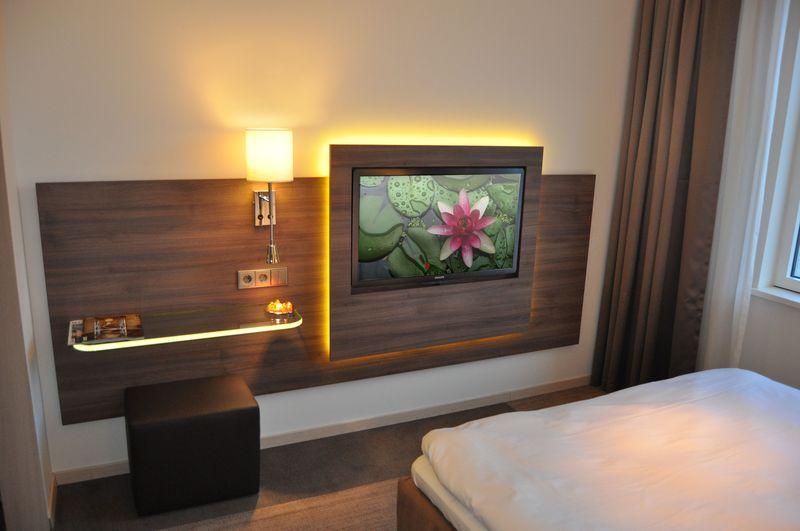 Moxy Hotelzimmer
