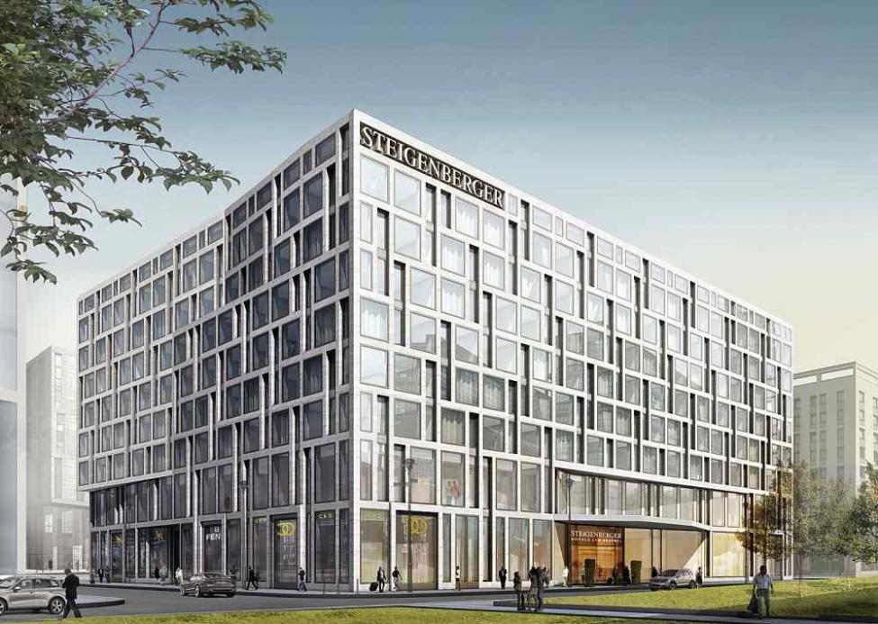 noch mehr neue hotels in deutschland berlin f hrt im st dte vergleich mit 30. Black Bedroom Furniture Sets. Home Design Ideas