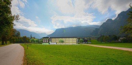 Explorer Hotel in Schönau am Königssee: Eröffnung ist zur Wintersaison 2015