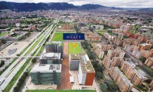 Grand Hyatt in Bogotá in Kolumbien: 297 Zimmer ab mindestens 44 Quadratmetern Größe (inkl. 54 Suiten), 2 Restaurants, Patisserie, Pool, Luxus-Spa, Meeting-Räume & Ballroom - Eröffnung ist Anfang 2015