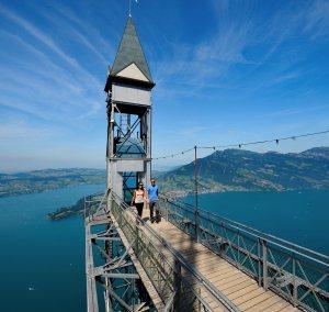Hammetschwand Lift - Bürgenstock Resort