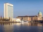 Nicht schön in der Stadt-Silhouette: Mercure Hotel Potsdam City
