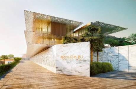 Neues Fashion-Hotel in Dubai: Bulgari Resort Jumeirah Bay Island wird 2018 eröffnet