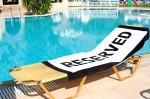 Liege Pool Handtuch reserviert