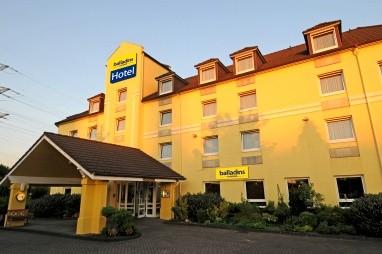 Balladins Superior Hotel Köln Airport