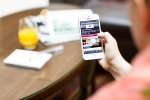 Marriott Hotel Berlin: Check-in per Smartphone