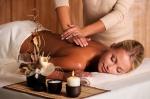 Entspannende Massagen tun auch im Sommer besonders gut
