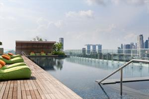 Hotel Jen Orchardgateway Singapore - Pool