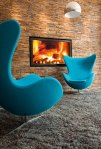 Motel One Egg Chairs