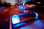 Polizei - Polizeiauto