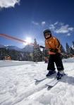 Ideales Skigebiet für Anfänger - die Ehrwalder Alm in Tirol